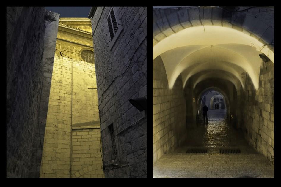 Jerusalem Old City Urban Design
