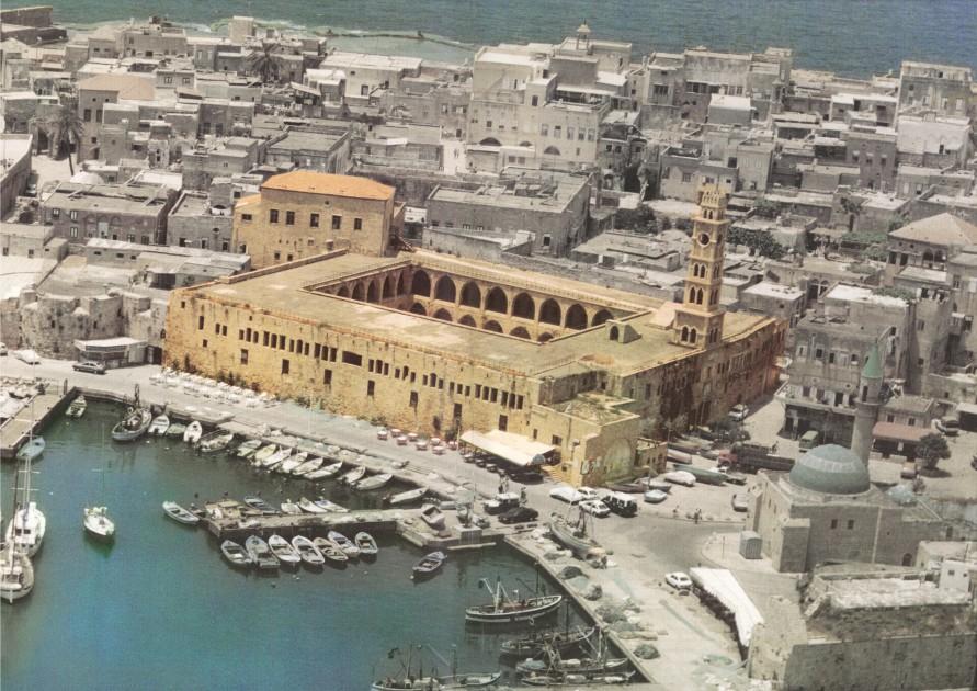 Khan El Omdan Hotel, Acres